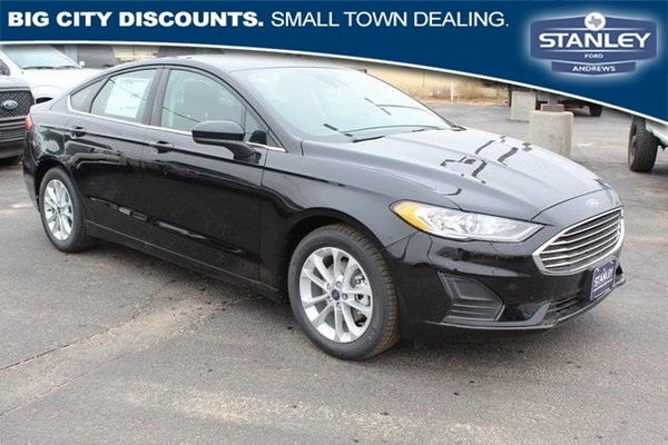 2019 Ford Fusion Se In Brownfield Tx Stanley